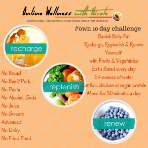 _own 10 day challenge