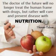 prevent disease with nutrition